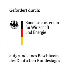BMWi Logo ESD GmbH Dargun
