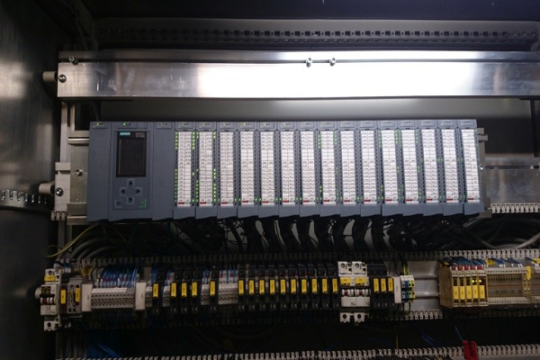 SPS Siemens 2 ESD GmbH Dargun