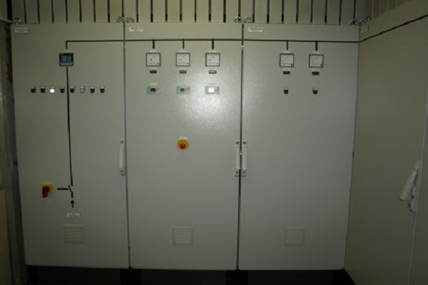 Steuerung Pumpwerk ESD GmbH Dargun