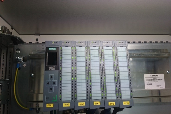Siemens SPS ESD GmbH Dargun